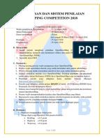 PERATURAN DAN SISTEM PENILAIAN MAPPING COMPETITION 2018.pdf