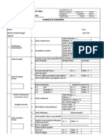 Formulir asesmen lengkap