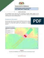 MH370 Operational Search Update #11 Period