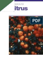 Descriptors for Citrus