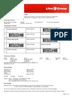 Lion Air ETicket (IERUQP) - Enjang