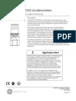 200350 200355 Accelerometer
