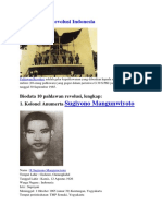 10 Pahlawan Revolusi Indonesia