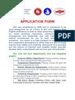 BEC Application Form 2010