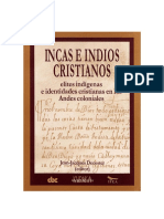 Incas e Indios