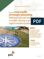 Pwc Internal Audit Strategic Planning