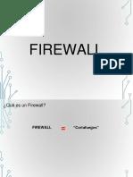 Servidor Firewall