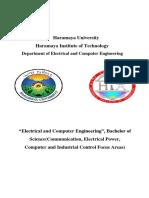 ECE UG Curriculum