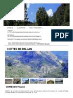 Cortes de Pallas. Turismo en Cortes de Pallas, Valencia