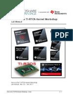 MA TIRTOS Kernel Workshop Lab Manual Rev3.0