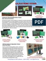 Electronic Systems Megatech