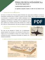 Examen Final de Geologia Basica 2