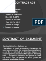 Special Contract Act