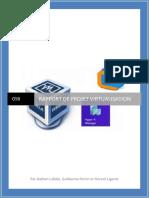 Ppe Rapport de Projet Virtualisation