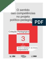 O sentido das competências no projeto político-pedagógico