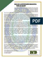 RESEÑA HISTÓRICA DE LA INSTITUCIÓN EDUCATIVA 2018.docx