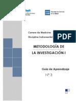 Guia 3 Las Investigaciones en Salud