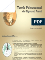 Teoria Psicosexual de Freud