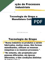 04 Tecnologia de Grupo e Manufatura Celular