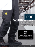 Catalogue Workwear FR-En-De (2015)
