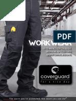 Catalogue Workwear FR-En-De (2015)