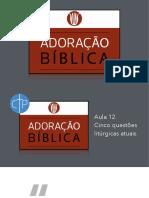 Adoracao Biblica2017 Slides Aula12