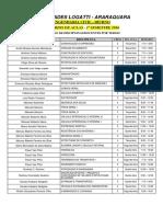 Tabela Horario Civil Diurno - 2016-1
