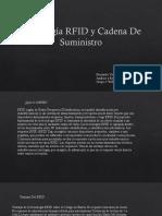 Tecnología RFID y Cadena de Suministro