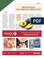 Hígado Graso, Tratamiento y Prevención