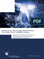 Competing in a Global Innovation Economy