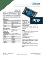 TTControl HY EVision2 7.0 Datasheet