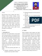 LaporanPraktikumSistem Kendali PermodelanSistem Hendri Setiawan 1510631160057 T.elektroD 28