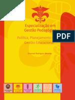 Especialização em GESPED_Politica e planejamento educacional.pdf