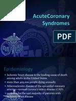 AcuteCoronary Syndromes