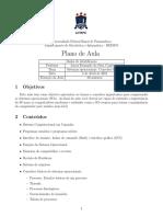 Plano de Aula Concurso UFRPE 2