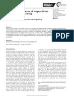 fatigue ball bearing.pdf