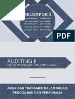 Auditing II BAB 20