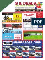 Steals & Deals Southeastern Edition 4-12-18