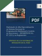 Módulo 1 Invierte Perú