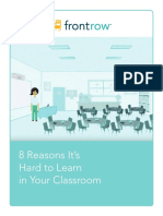 Whitepaper 8 Reasons Its Hard to Learn in Your Classroom