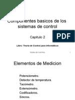 02 - Componentes Basicos de Los Sistmas de Contol