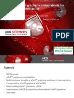 Multi-functional Graphene Nanoplatelets for Enhanced Thermoplastics 12-13-17