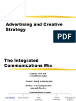 Advertising and Creative Strategy