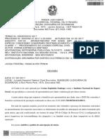 Decisão Jef - Interlocutória (1)