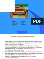 Leachate Collection System Design Unit - 2