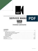 Hfe Kef Psw3500 Service En