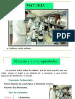 CLASE 2-MATERIA y Sus Propiedades