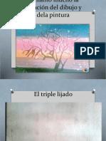 Realización de Pintura en Triple