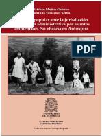 Acción Popular en La Jurisdicción Contenciosa Adminisrativa
