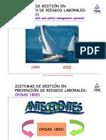 Tuv Formacion Ohsas 18001